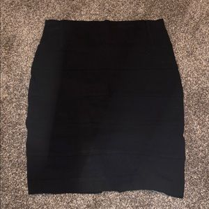 Stretch Bandage Pencil Skirt SZ S